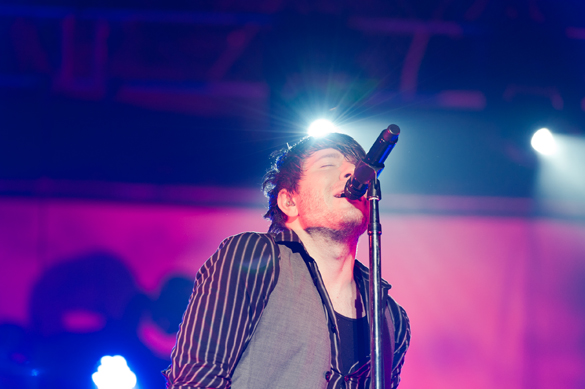 Owl City in Chicago