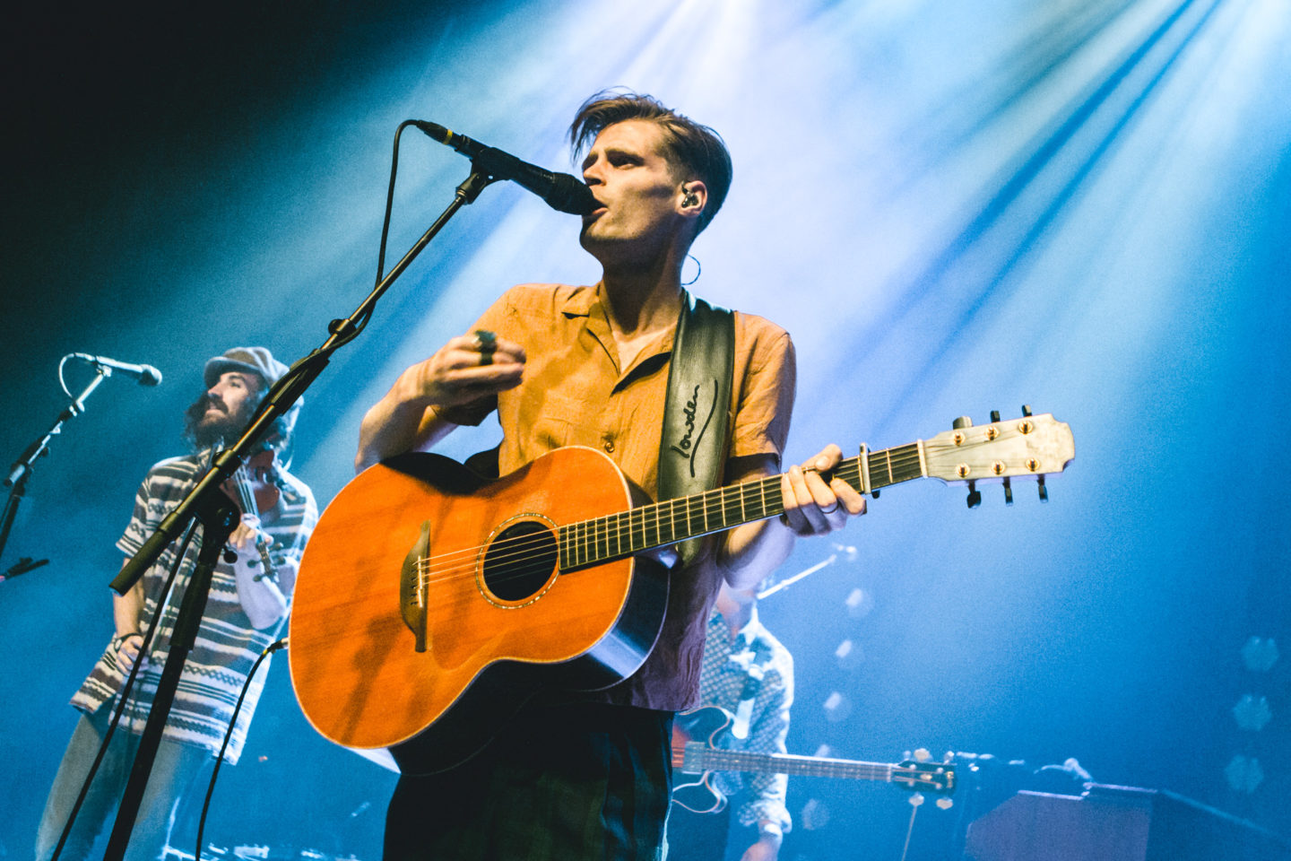 Hudson Taylor at The Riviera Theatre Chicago