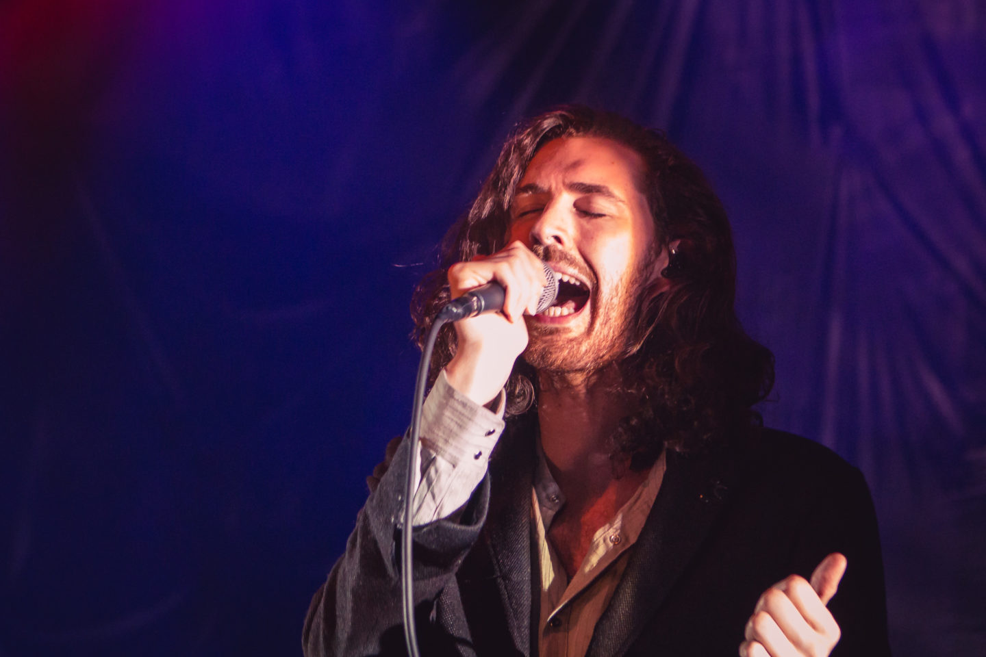 Hozier at The Riviera Theatre