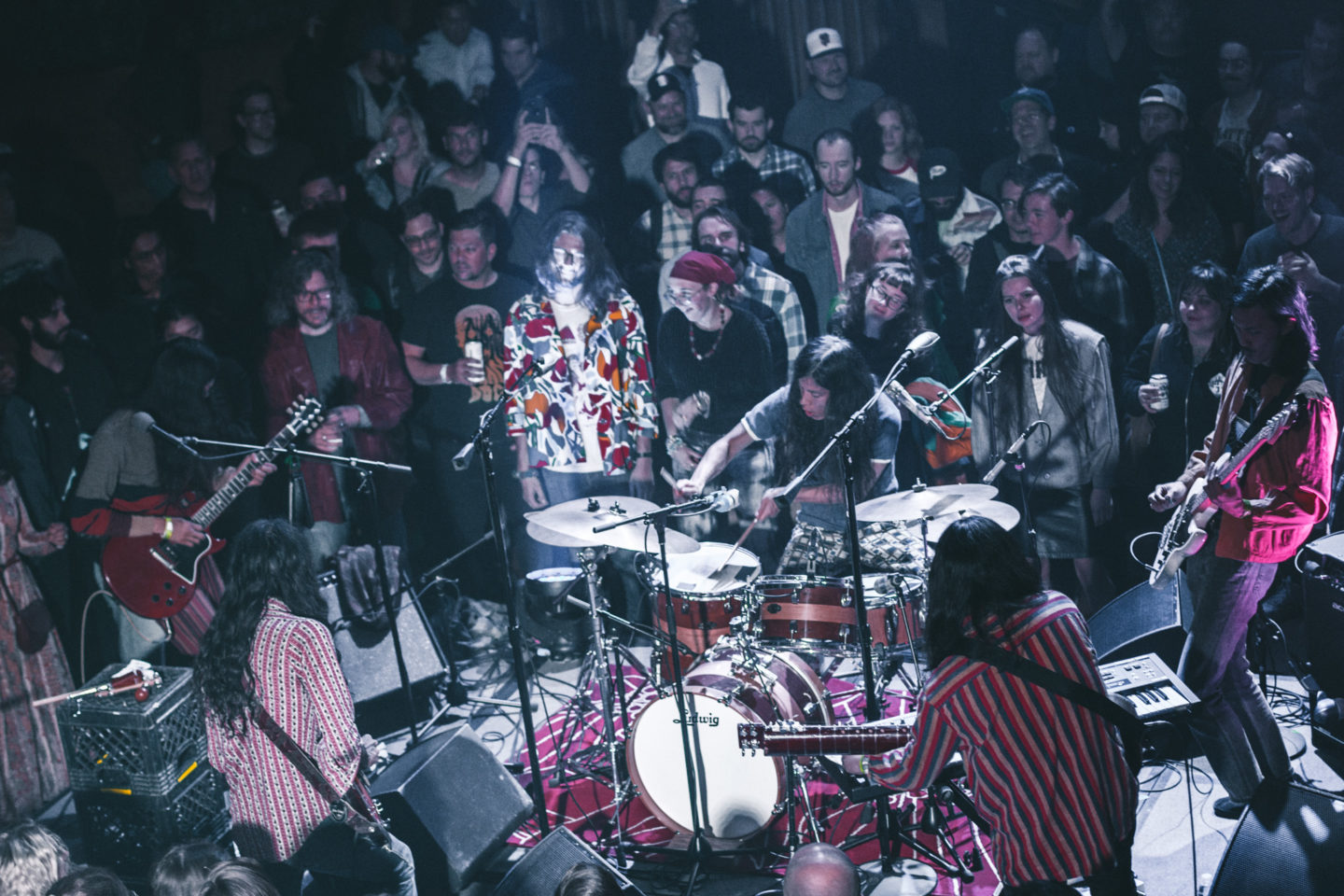 Kikagaku Moyo at Thalia Hall