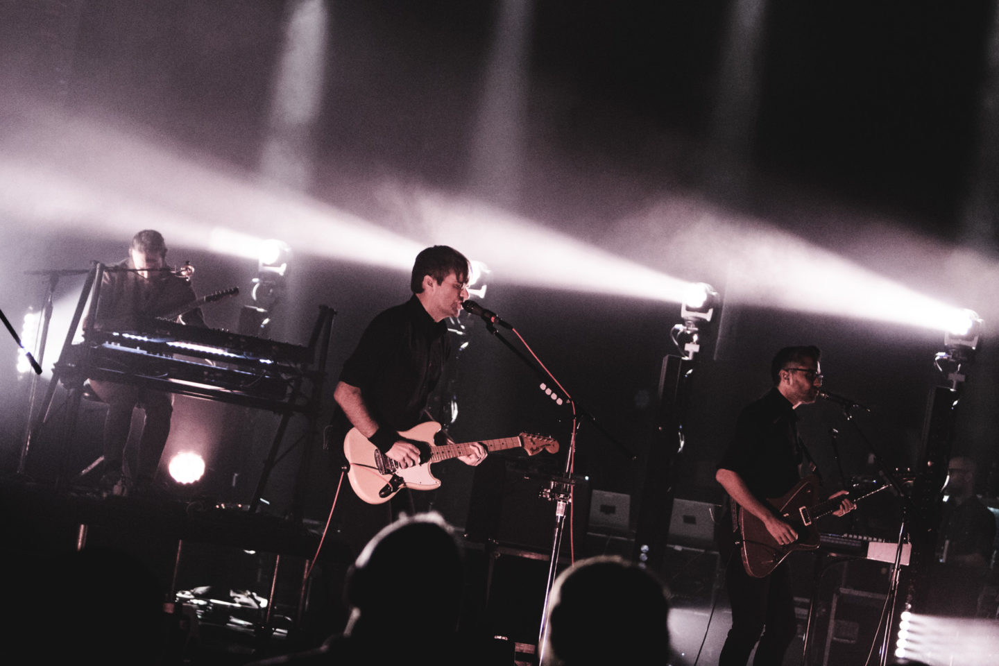 Death Cab for Cutie at Auditorium Theatre Chicago
