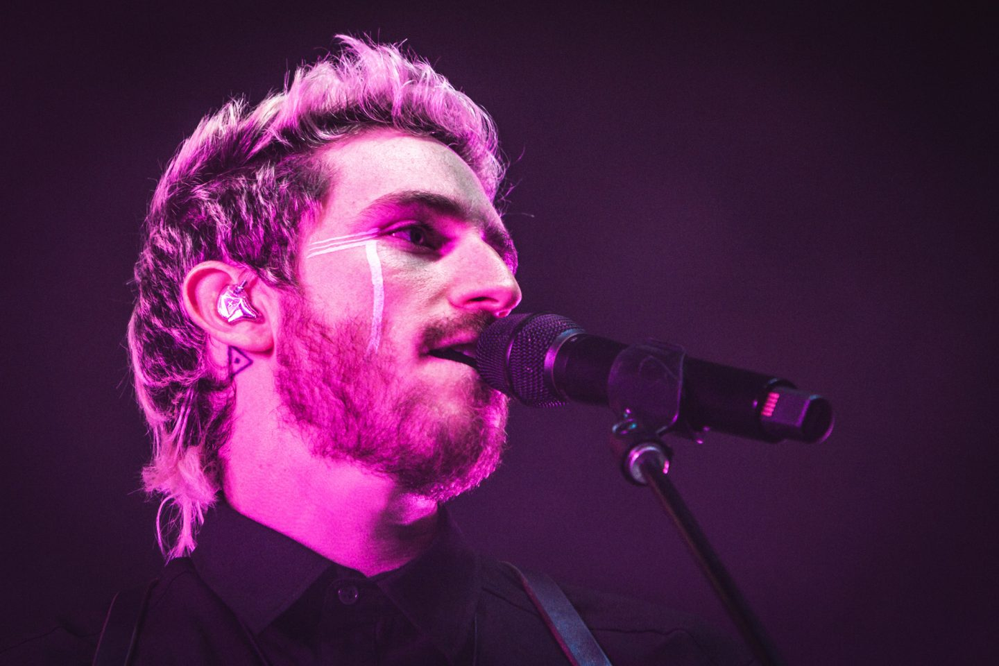 Walk The Moon at The Aragon Ballroom by Thomas Bock Photography