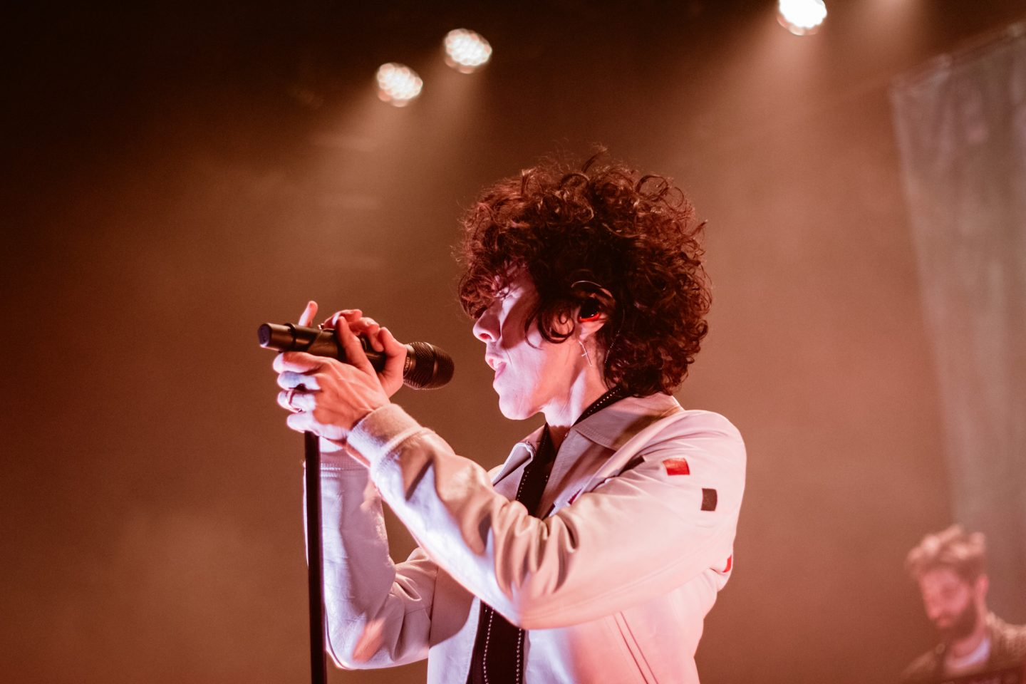 LP at The Vic Theatre by Thomas Bock Photography