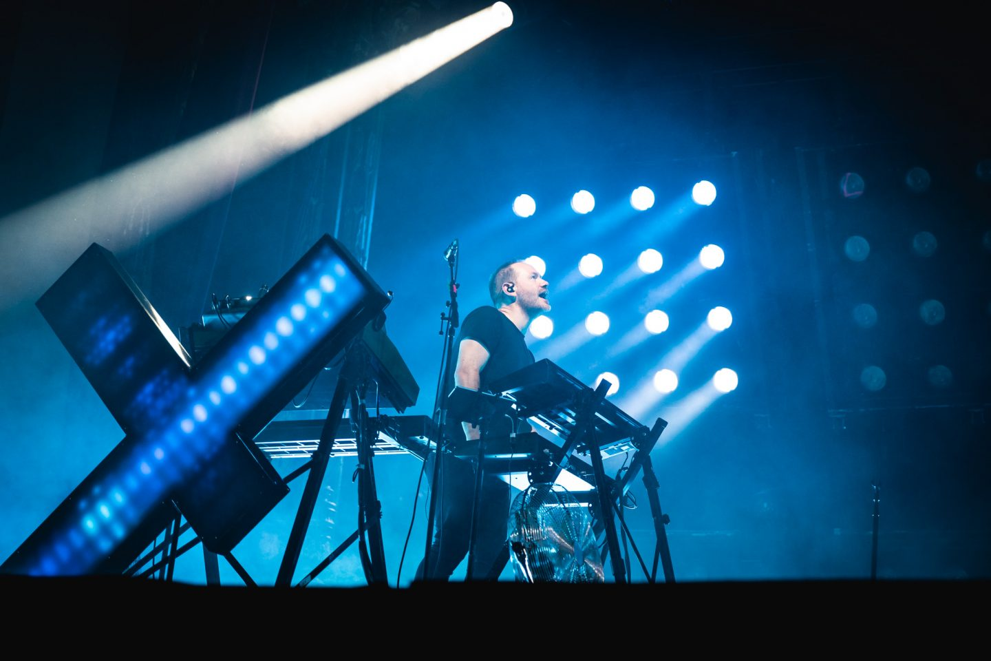 Chvrches at The Aragon Ballroom 2019 by Thomas Bock Photography