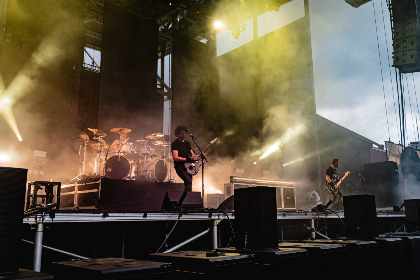 Gojira at Chicago Open Air 2019 by Thomas Bock Photography