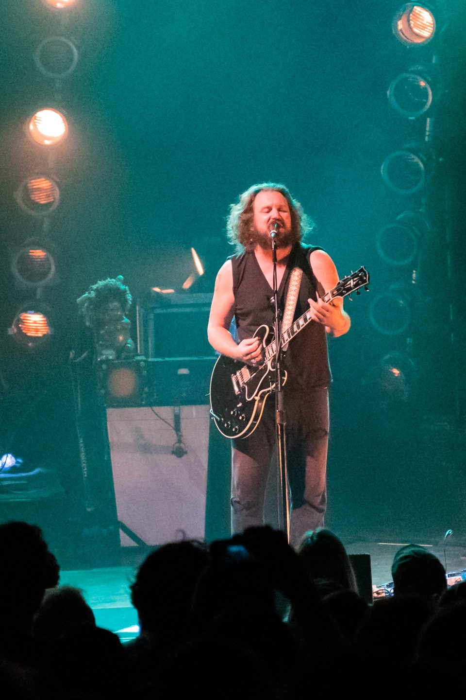 Jim James at The Vic Theatre by Thomas Bock Photography