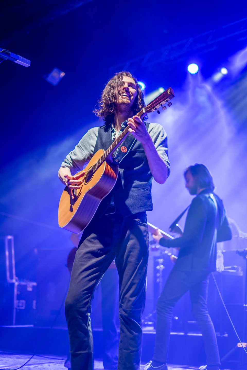 Hozier at Eagles Ballroom by Angela Rose Photography