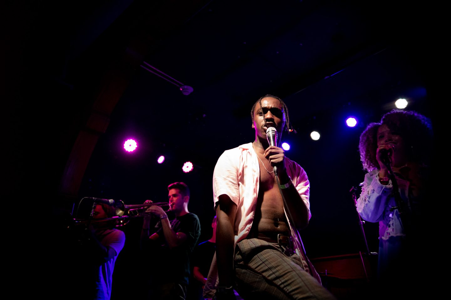 Ric Wilson at Schubas by Liina Raud Photography