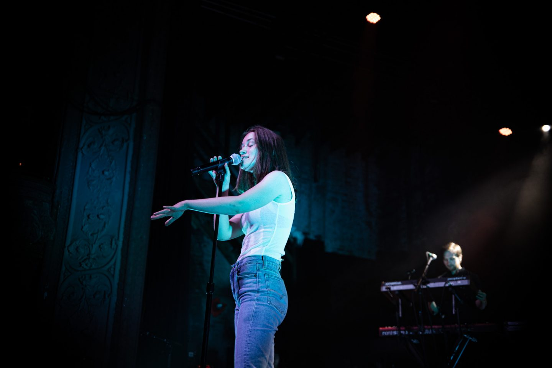 Sigrid at Thalia Hall by Liina Raud Photography