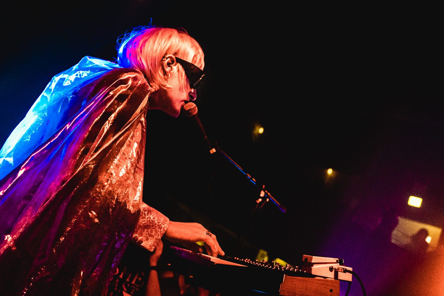Drab Majesty at Thalia Hall by Thomas Bock Photography