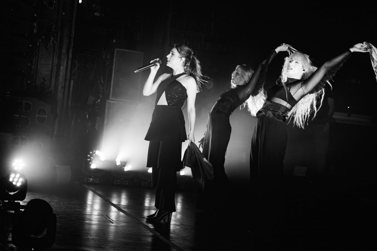 Banks at The Riviera Theatre by Thomas Bock Photography