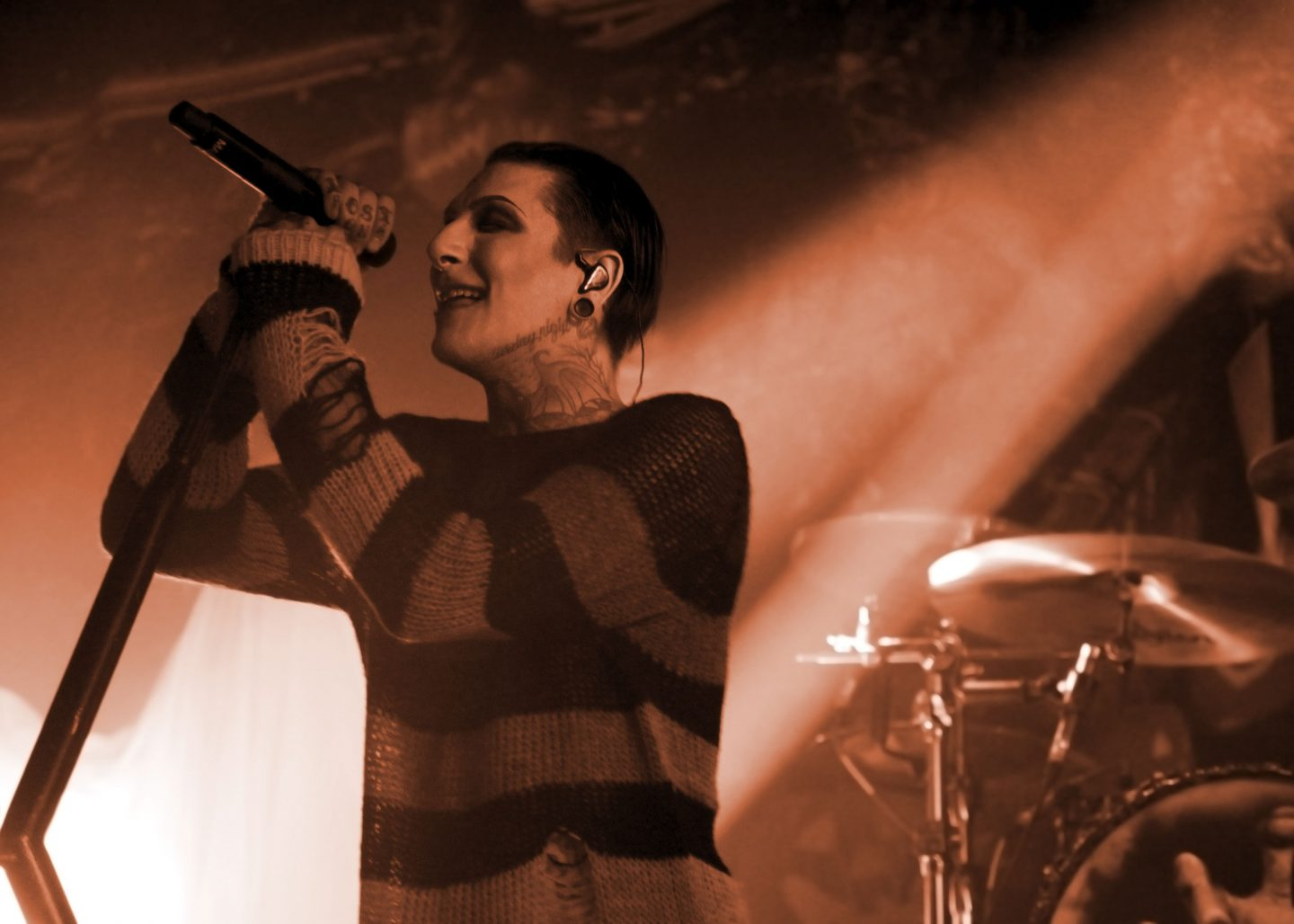 Motionless in White at The Apollo Theatre AC by Sanchi Engineer
