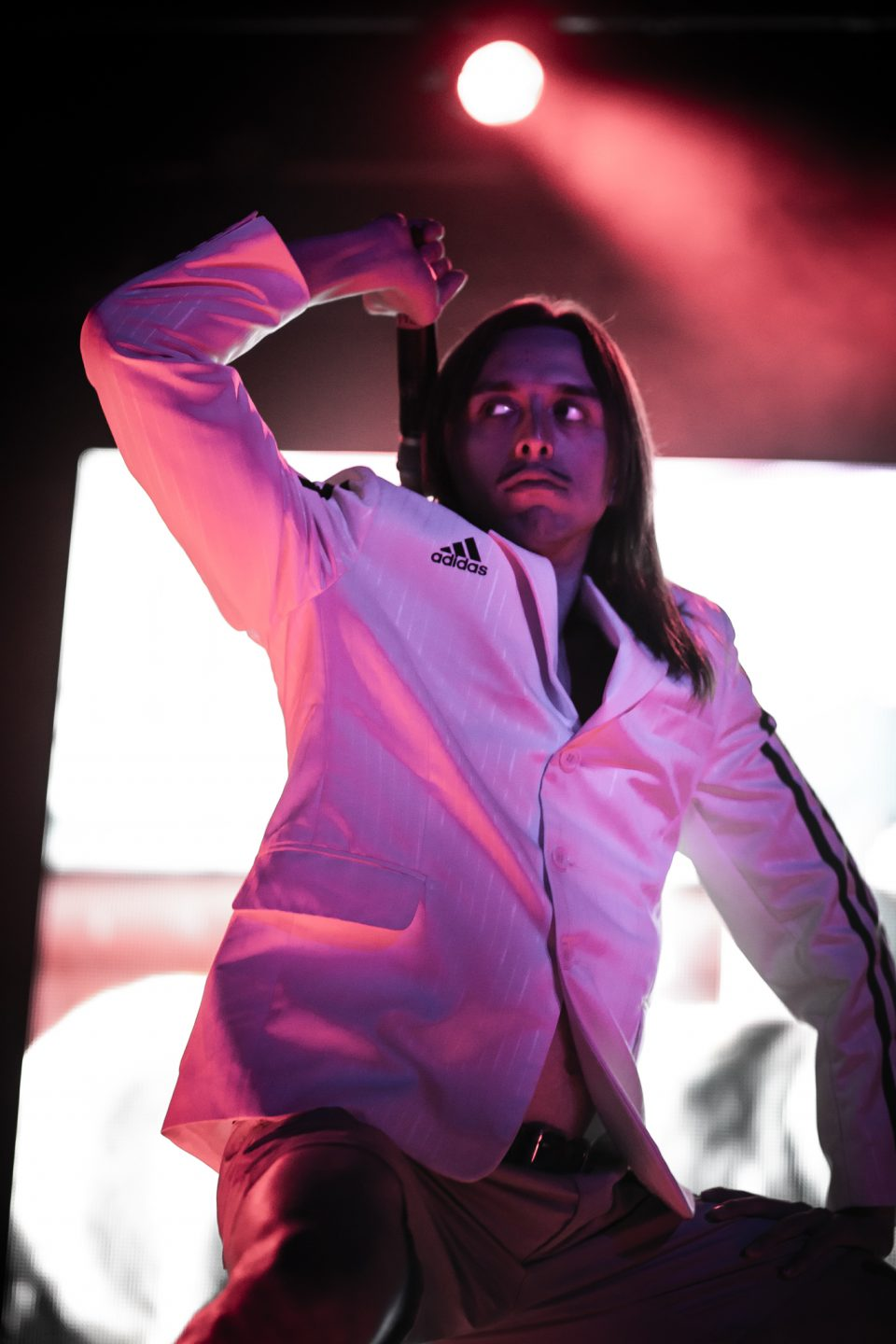 Tommy Cash at Concord Music Hall by Liina Raud Photography