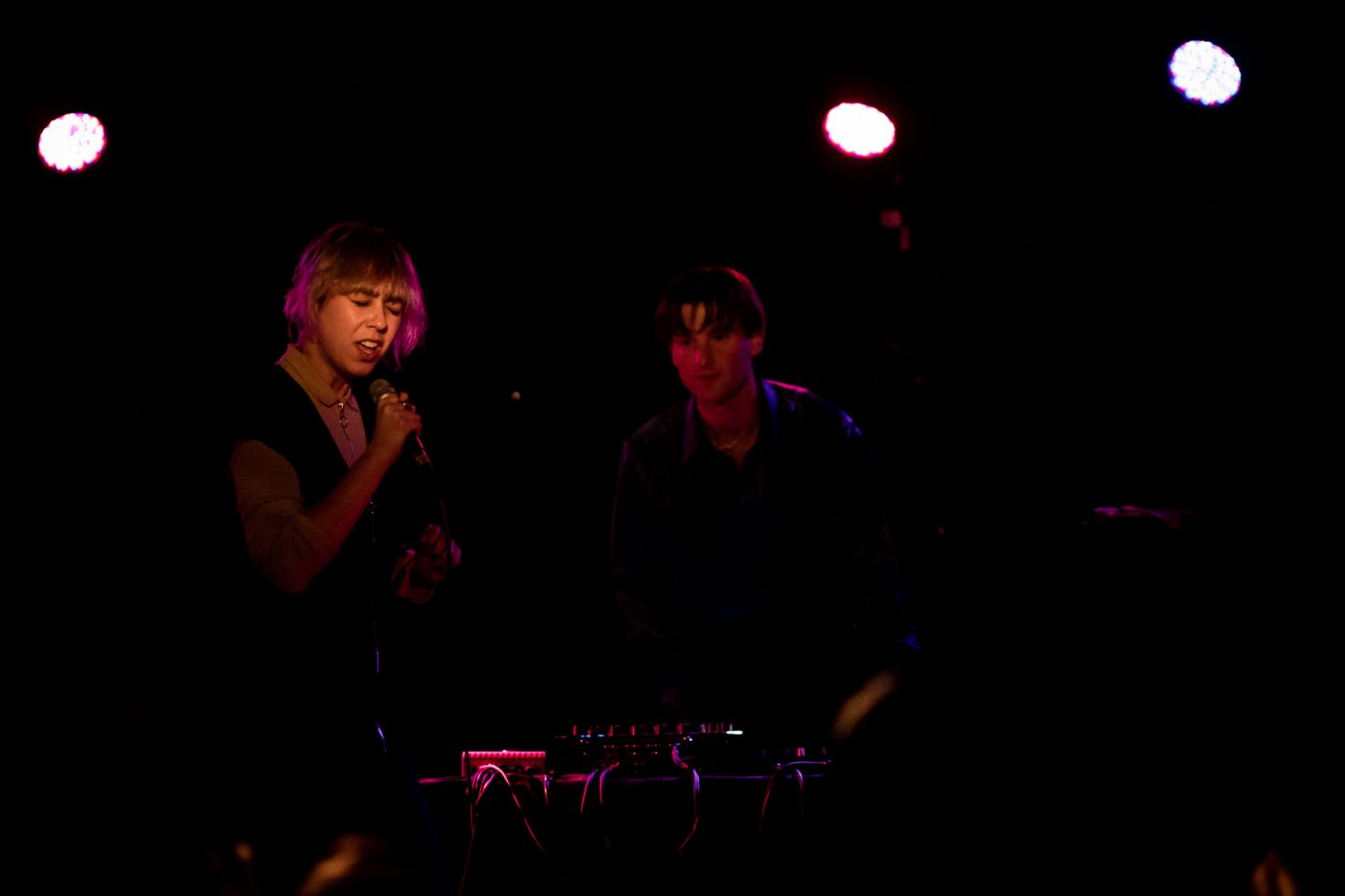 Blue Hawaii at Empty Bottle by Liina Raud Photography