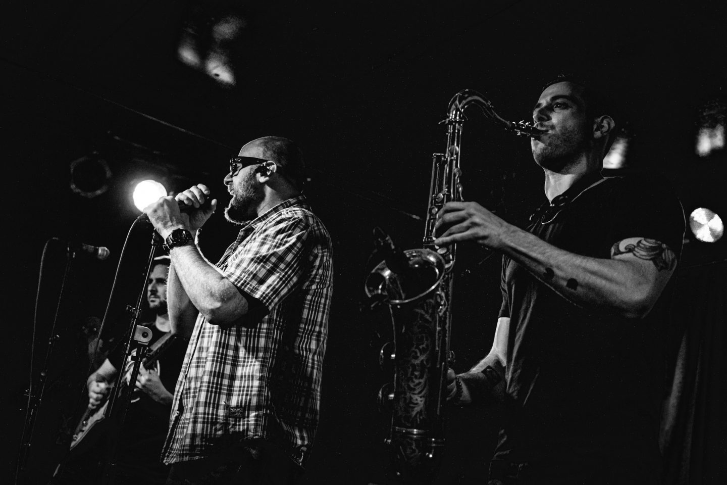 Thank You Scientist at Beat Kitchen by Thomas Bock Photography