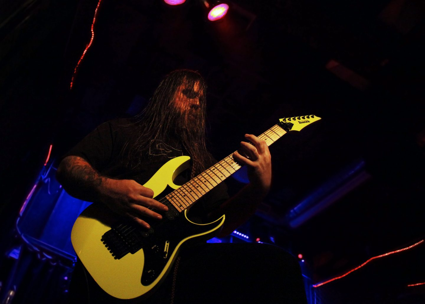 Fit For An Autopsy at Reggie's Rock Club by Sanchi Engineer
