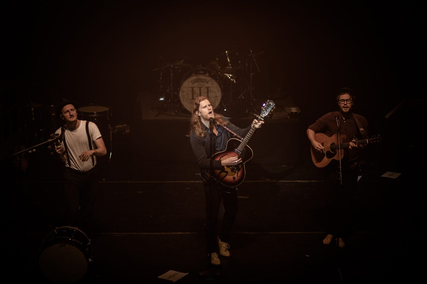 The Lumineers at The Vic Theatre by Liina Raud Photography