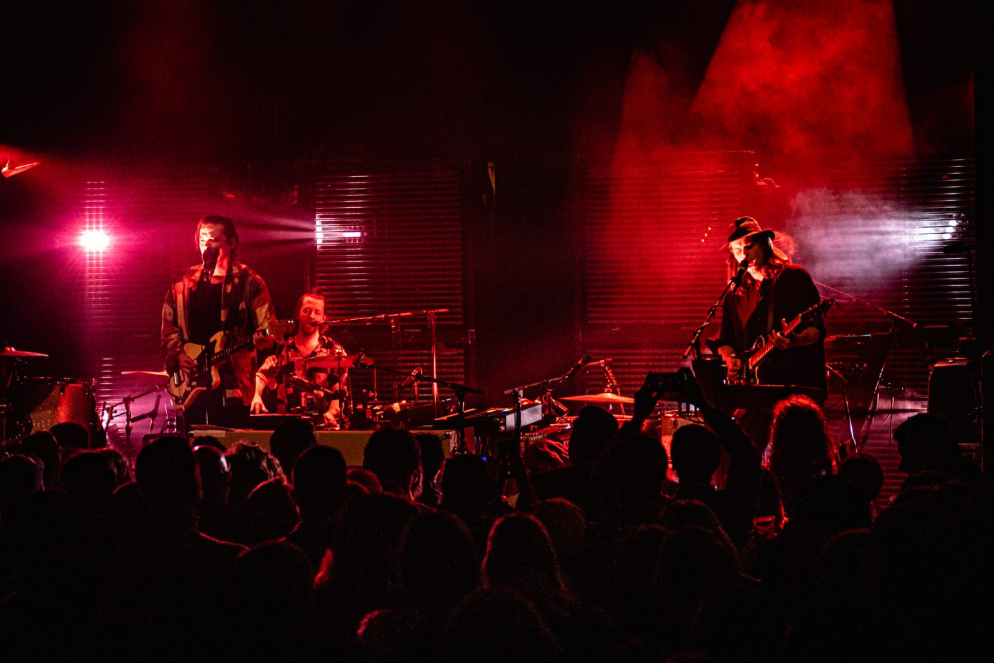 Half Moon Run at Lincoln Hall by Thomas Bock Photography