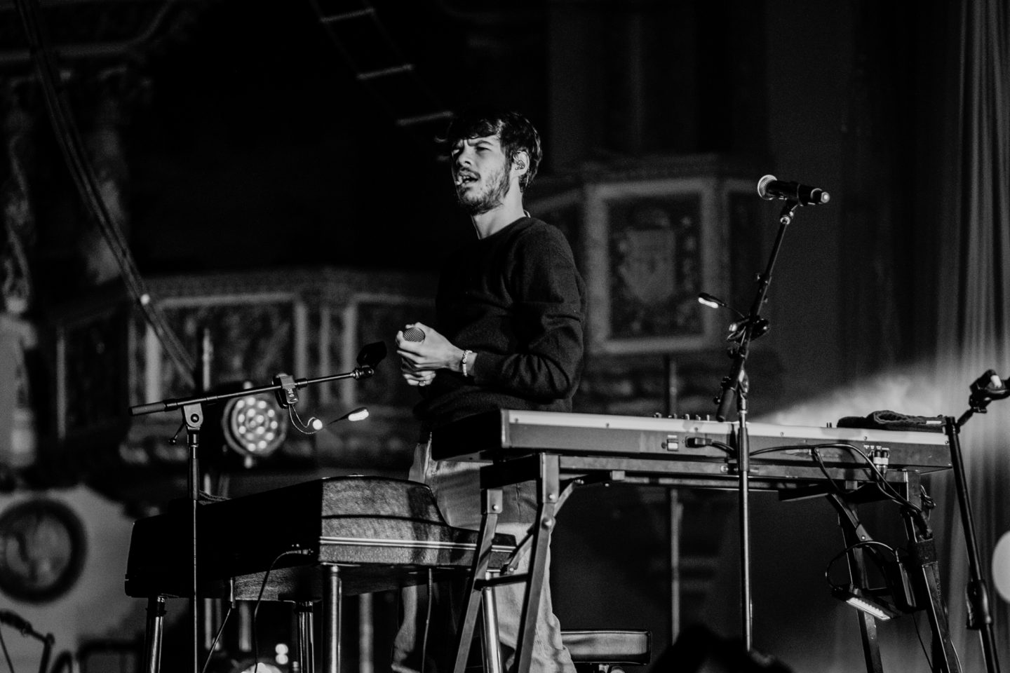 Rex Orange County at The Aragon Ballroom by Liina Raud Photography