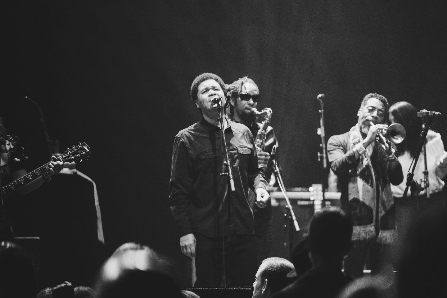 Tedeschi Trucks Band at The Chicago Theatre by Alan Luntz Photography