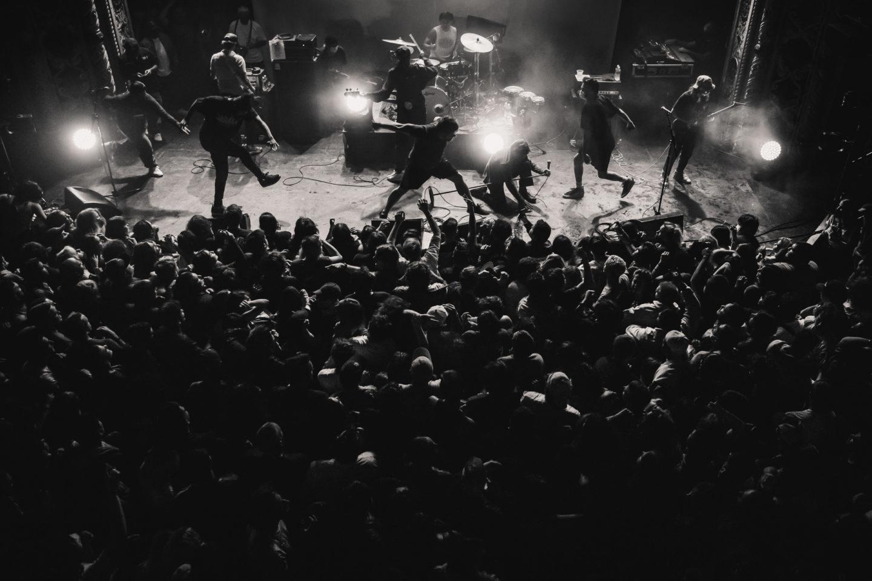 Turnstile at Metro by Josh Druding